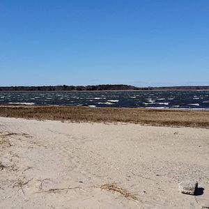 March 2, 1 p.m., Flanders Bay