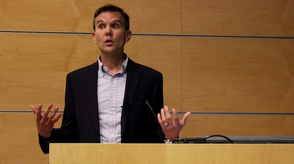 Dr. Chris Gobler of Stony Brook Southampton.