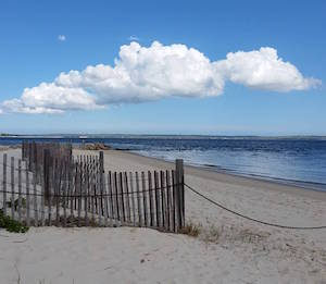 May 9, 3:07 p.m., New Suffolk Beach
