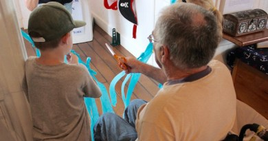 East End Seaport Museum Celebrates New Children's Room: Capt. Bob's Quarter Deck