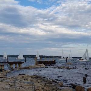 Oct. 11, 4:59 p.m., New Suffolk, Fleeting Fleet