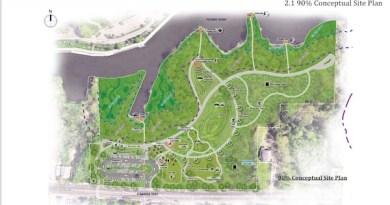 Riverside Maritime Trail Park 90% Site Plan