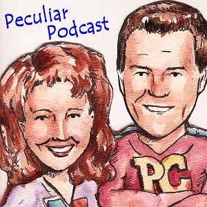 Peculiar Podcast with Pat Cashman and Lisa Foster