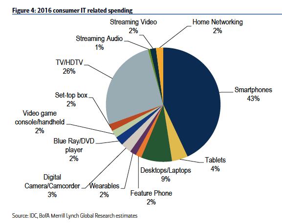 Merrill Lynch pie chart