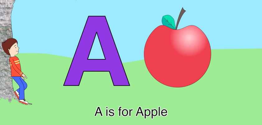 a is also for asp a is for apple