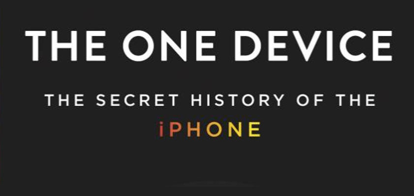 The one device book cover