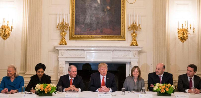trump advisory council