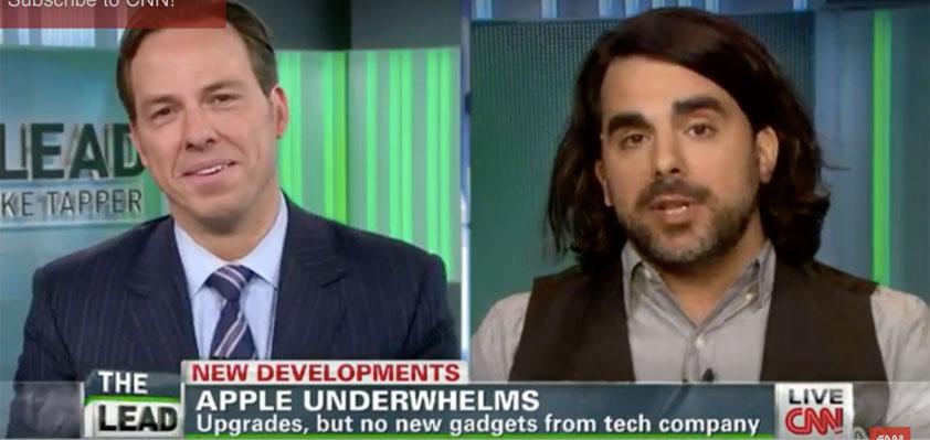 Rocco Pendola on CNN