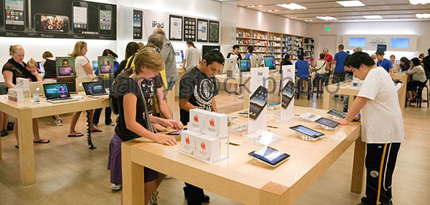 iPad shoppers iPad estimates Q4 2017