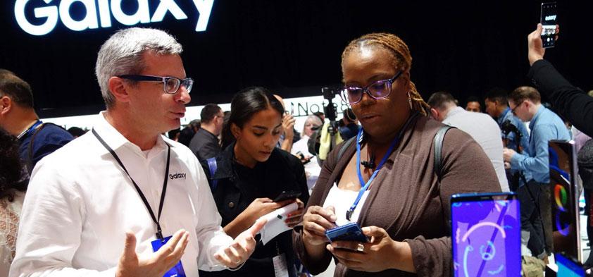 Samsung Galaxy S9 iPhone X