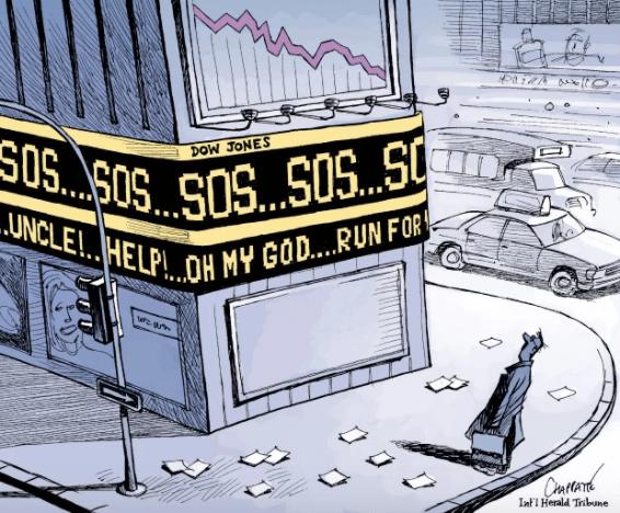 Black market humor algorithms