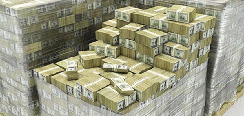 buybacks bricks of cash