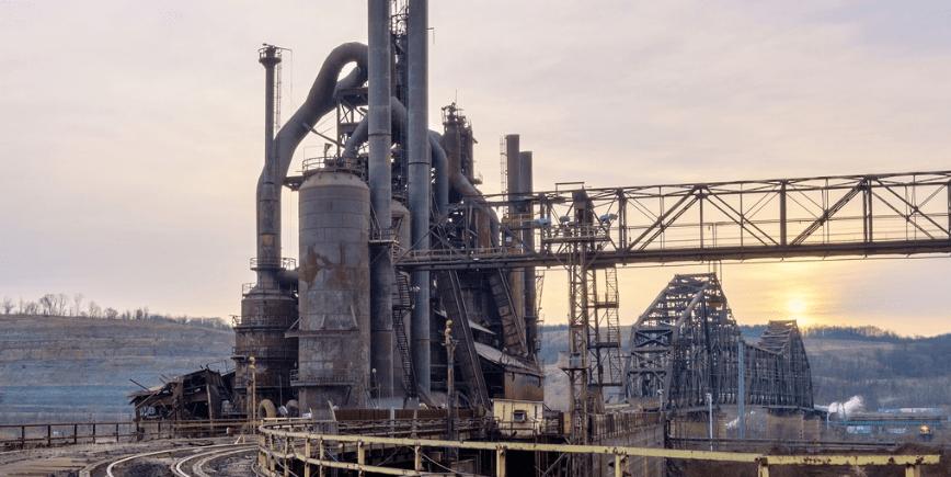 Steel mill Jeff f nine charts