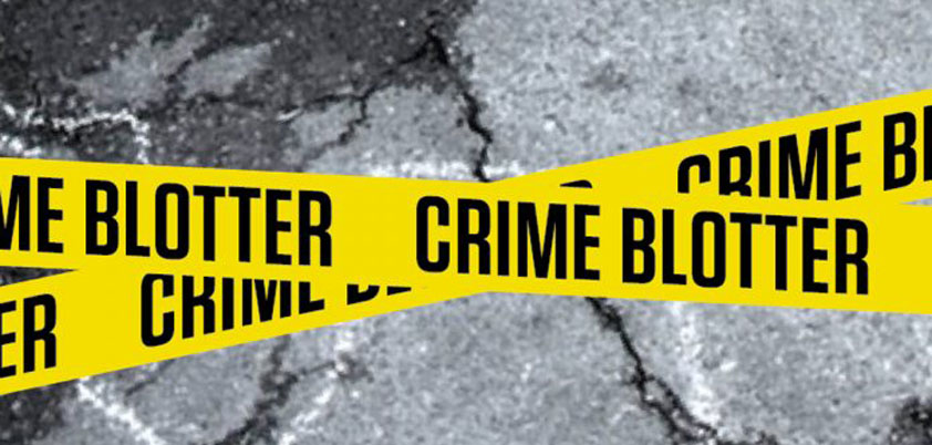 iPhone crime blotter
