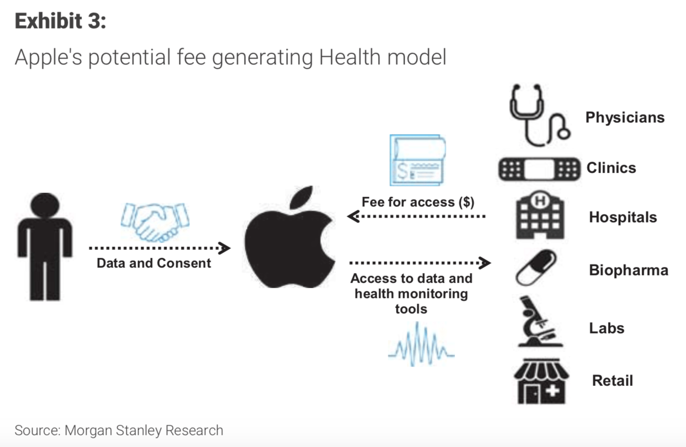 Morgan Stanley: How Apple will transform healthcare | Philip Elmer