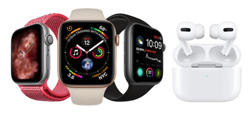 apple owns wearables counterpoint
