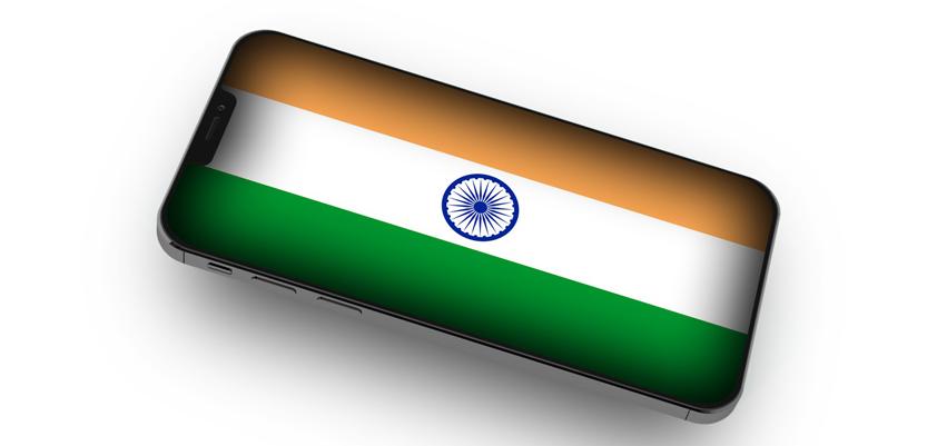 Apple india marketshare doubled