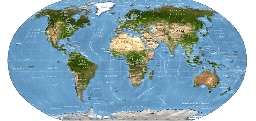 Apple worldwide market share