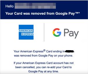 apple pay google amex