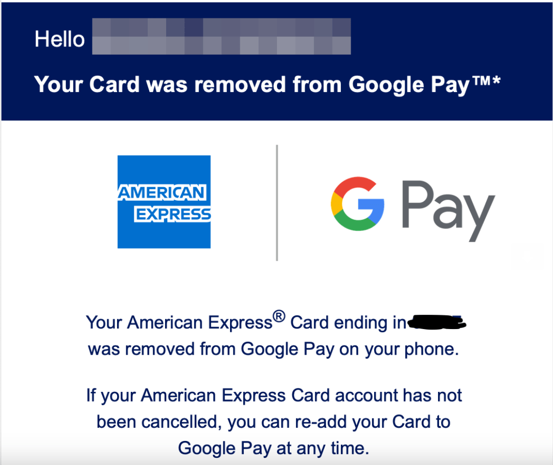 Another reason to stick with Apple Pay