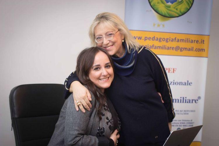 Laura Fidanza, Pedagogista Familiare, Docente e Responsabile dell'Ufficio Didattico