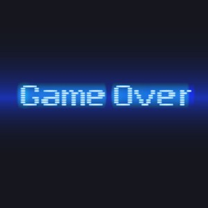 Lettering, game over