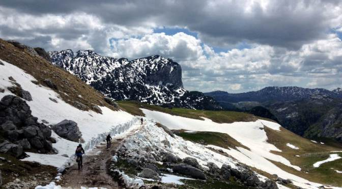 MTB Durmitor: Massif Adventure