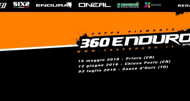 Calendario 360 Enduro 2016