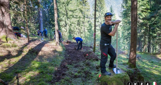 Trail Building School Imba Italia