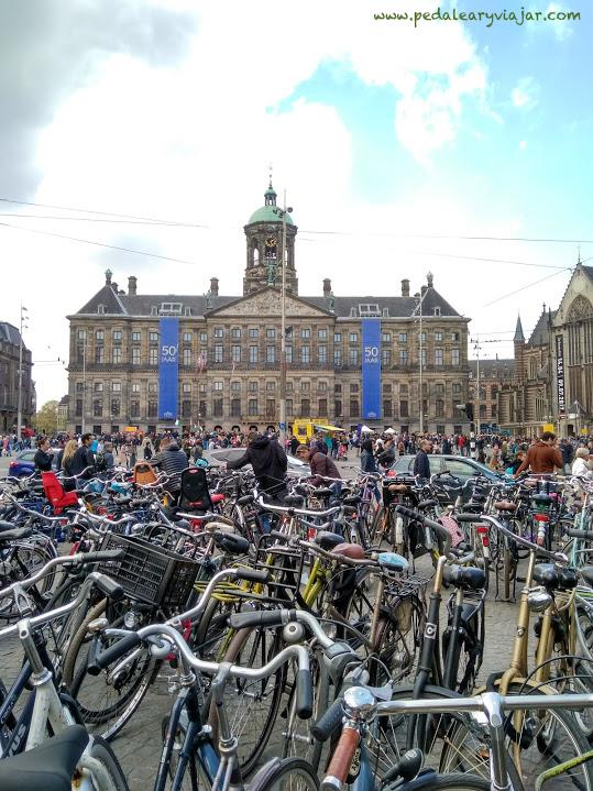 Amsterdam bicicleta