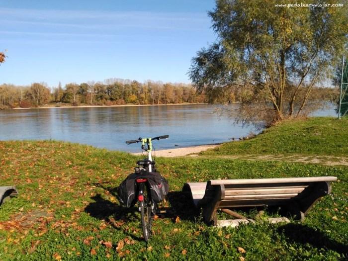 Danubio en bicicleta
