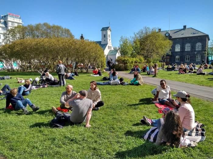 centro Reykjavik en 1 día