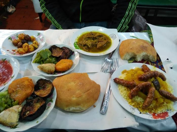 tangia especialidades de Marruecos