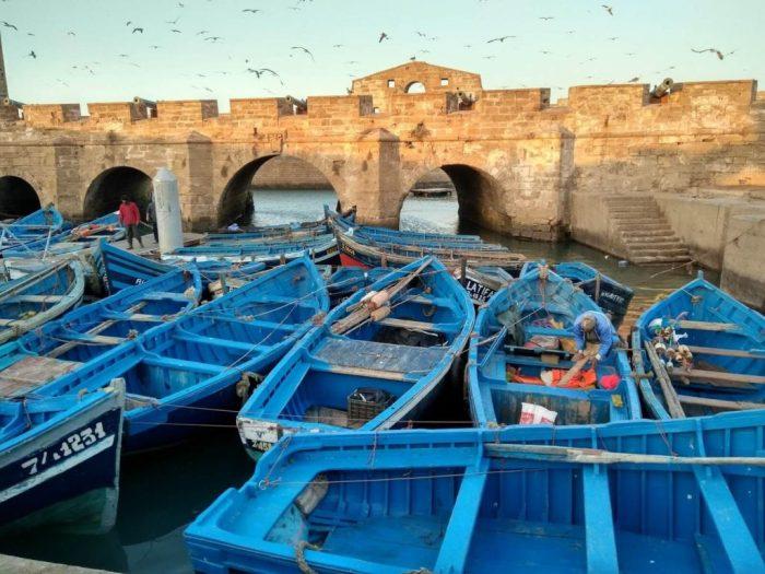 como llegar a Essaouira