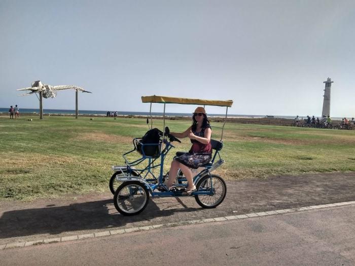 Resumen viajero 2018 - Fuerteventura