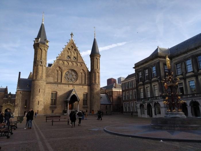 Qué ver en La Haya Binnenhoff y Ridderzaal
