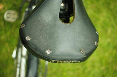 Detalhe brooks em uso desde 2011