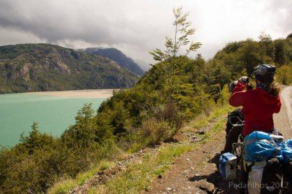 Laguna Verde mas que é azul e verde