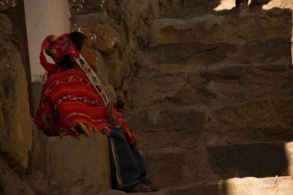 """A """"Estellita"""" de Cusco"""