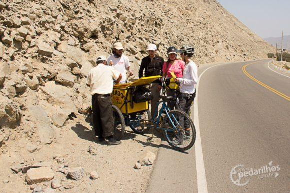 De Lima a Huaraz. Ao encontro da Cordilheira Branca