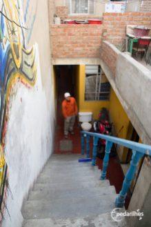 Casa de Ciclistas em Trujillo em transformação