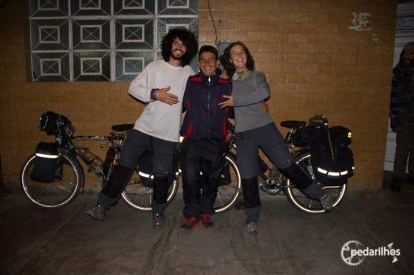 Casa de Ciclistas, Trujillo e a volta a Cusco