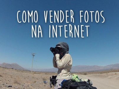 Como vender Fotos na Internet