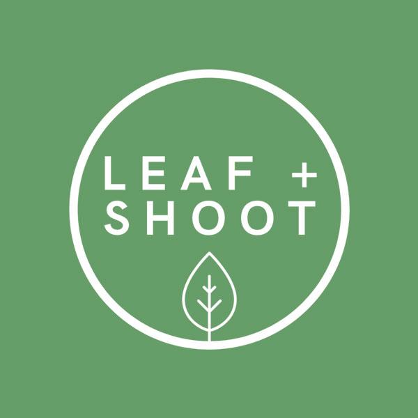 Leaf + Shoot Logo