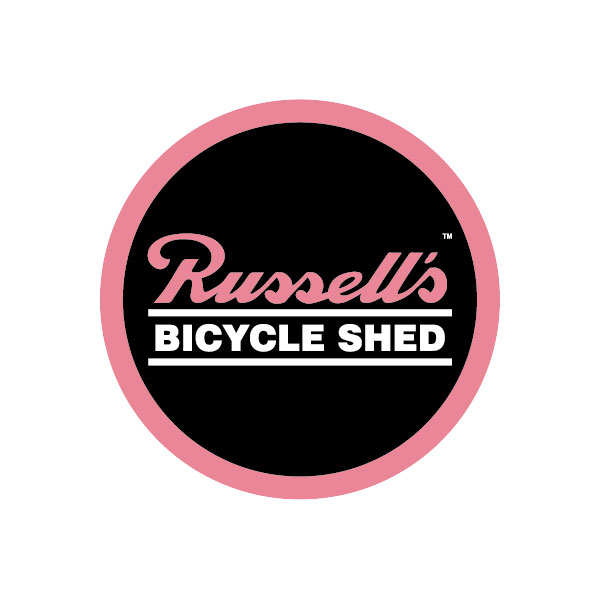 Russell's Bike Shed Logo