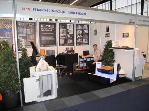 PE Marine Designz at METS 2012