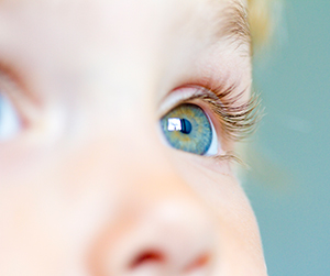 If your child is showing any symptoms of thyroid eye disease, its important to get him/her an eye exam.