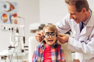 pediatric-eye-exam