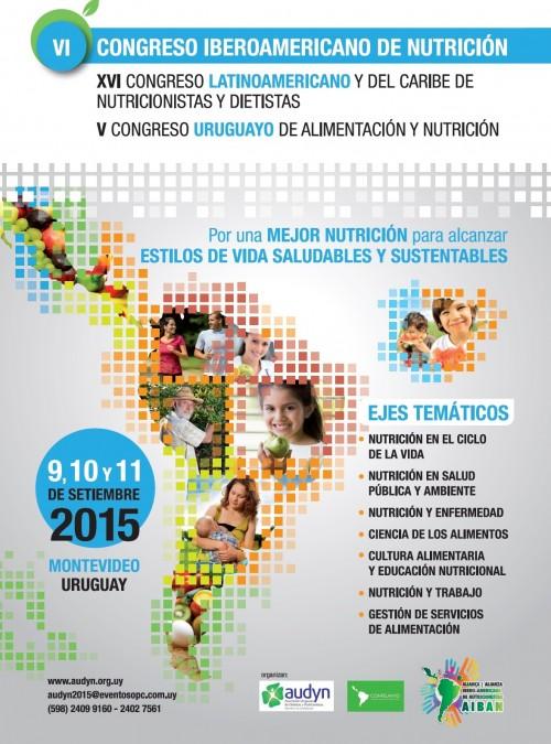 VI Congreso Iberoamericano de Nutricion