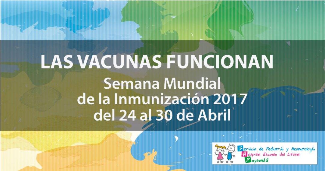 Resultado de imagen para Semana Mundial de la Inmunización,